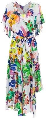 Tufi Duek printed midi dress