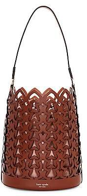 Kate Spade Women's Medium Dorie Leather Bucket Bag
