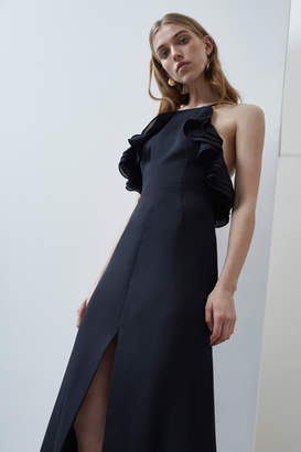C/Meo COLLECTIVE FADING NIGHTS FITTED DRESS black