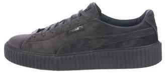 FENTY PUMA by Rihanna Creeper Velvet Sneakers w/ Tags