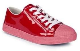 Prada Patent Sneaker