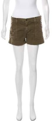 J Brand Cargo Mini Shorts