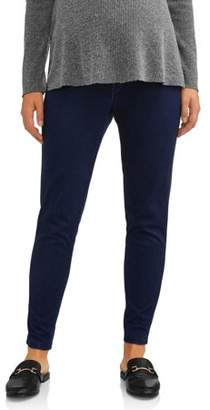 Time and Tru Maternity Full Panel Jegging