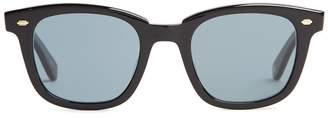Garrett Leight Calabar 49 D-frame sunglasses