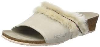 Papillio Women's Amber Mules, (Cozy Off White)