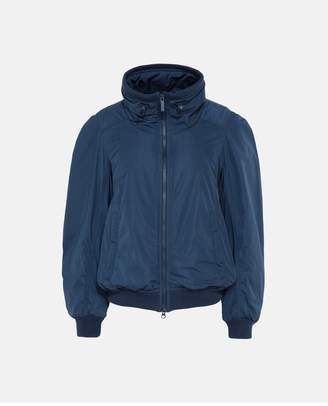 adidas by Stella McCartney Blue Short Training Jacket
