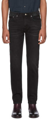 Paul Smith Black Tapered Jeans