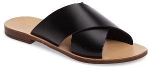 Women's Topshop Hawaii Crisscross Sandal $35 thestylecure.com
