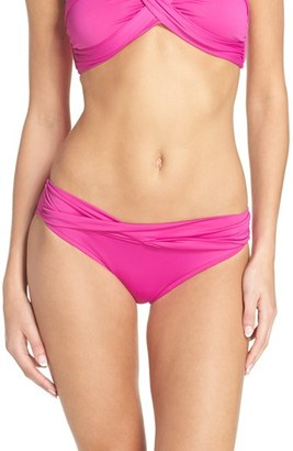 Women's Seafolly Hipster Bikini Bottoms $64 thestylecure.com