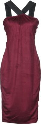 AX Paris Knee-length dresses