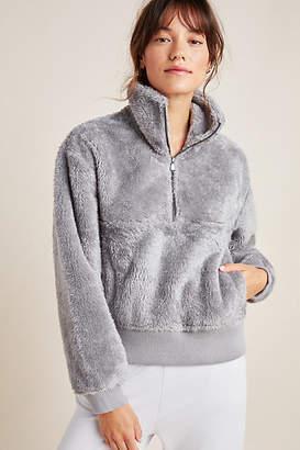 Varley Duray Sherpa Pullover