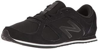 New Balance Women's 555 Lifestyle Fashion Sneaker-Suede/Mesh Running Shoe