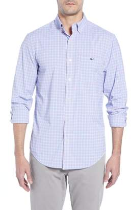 Vineyard Vines Boldwater Regular Fit Plaid Sport Shirt