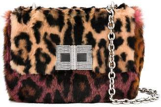 Tom Ford leopard shoulder bag