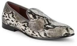 Tallia Enrico Leather Loafers
