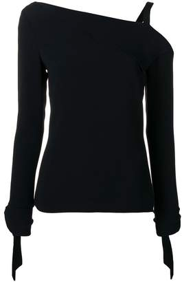 Roland Mouret Russell top