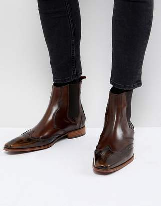 Jeffery West Scarface Chelsea Boots