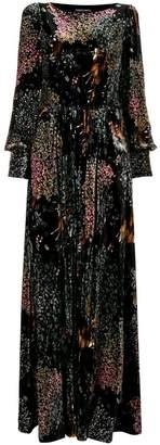 Alberta Ferretti long length dress