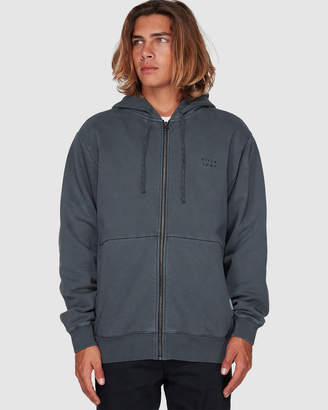 Billabong Thicky Wave Wash Zip Hoodie