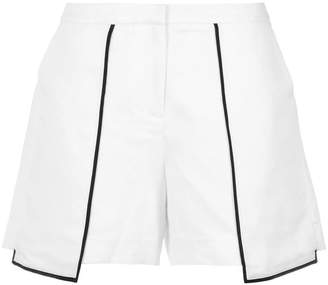 M·A·C Mara Mac contrasting shorts