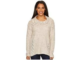 Royal Robbins Sophia Cowl Solid Women's Sweater