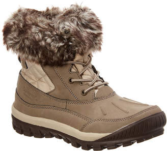 BearPaw Becka Waterproof Leather Boot