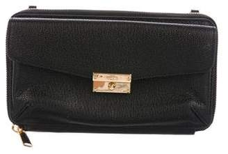 Tumi Leather Crossbody Wallet