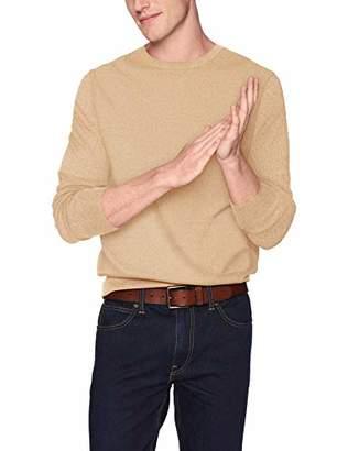 J.Crew Mercantile Men's Cotton Pique Crewneck Sweater