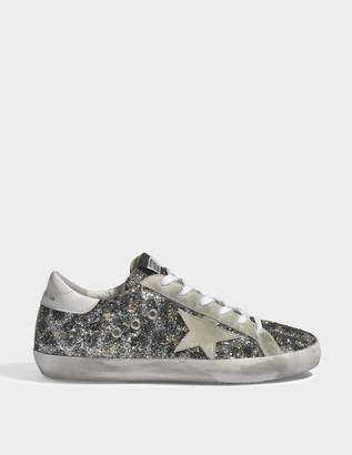 Golden Goose BASKETS LEOPARD SUPERSTAR