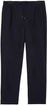 Camoshita 'Easy' pleated nylon jogging pants