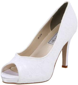 Touch Ups Women's Catalina Open-Toe Pump