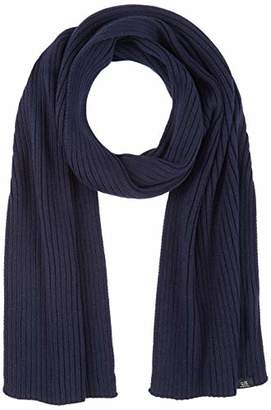 Q/S designed by Men's 40.811.91.2391 Scarf,One (Size: 1)