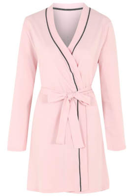 George Pure Cotton Bride Tribe Dressing Gown