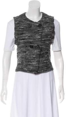 Isabel Marant Knit Double-Breasted Vest