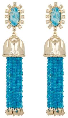 Kendra Scott Decker Tassel Drop Earrings
