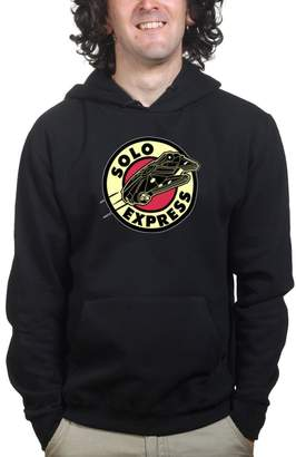 Express Customised Perfection Planet Solo Episode 7 Hoodie 3XL