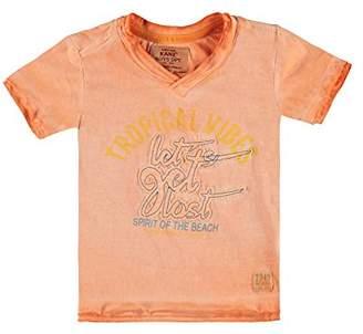 Kanz Boy's 1/4 Arm T-Shirt,12-18 Months