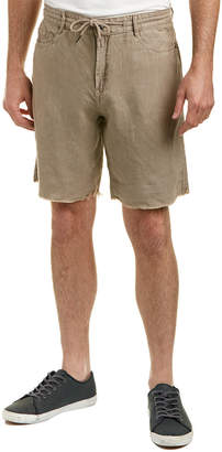 Blank NYC Slim Linen Short