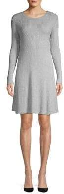 Vero Moda Ribbed Sweater Dress