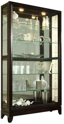 Pottery Barn Alden Display Cabinet