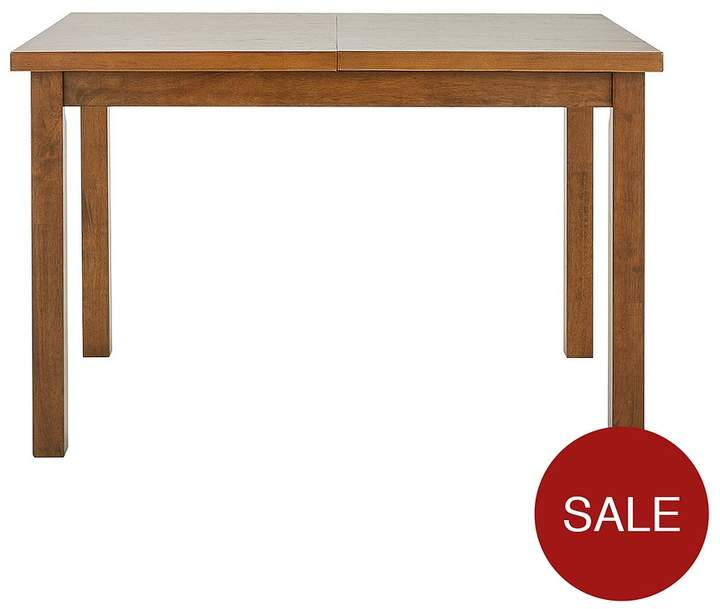 Evelyn 120-150cm Solid Wood Extending Dining Table