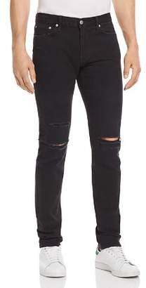 Finn S.M.N Studio Tapered Slim Fit Jeans in Clash - 100% Exclusive
