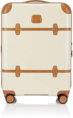 """Bric's Men's Bellagio 21"""" Carry-On Spinner Suitcase"""