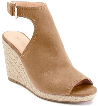 Apt. 9® Ecstatic Women's Espadrille Wedge Sandals $59.99 thestylecure.com