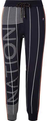 P.E Nation Reserve Jacquard-knit Track Pants