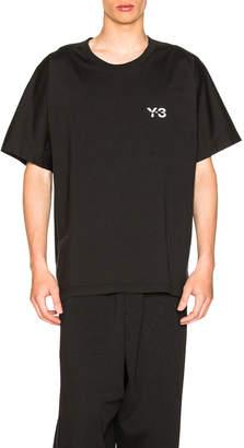 Yohji Yamamoto Y 3 Signature Tee