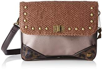 Lollipops Women 22246 Shoulder Bag Brown Size: