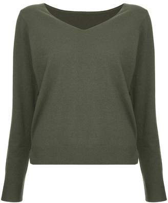 TOMORROWLAND v-neck knit sweater