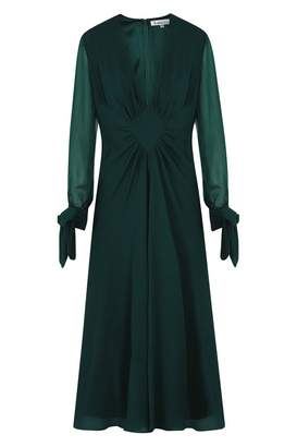 Libelula Jessie Dress Bottle Green