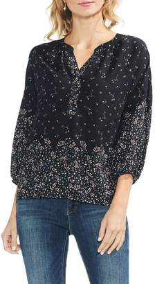 Vince Camuto Whimsical Balloon Sleeve Henley